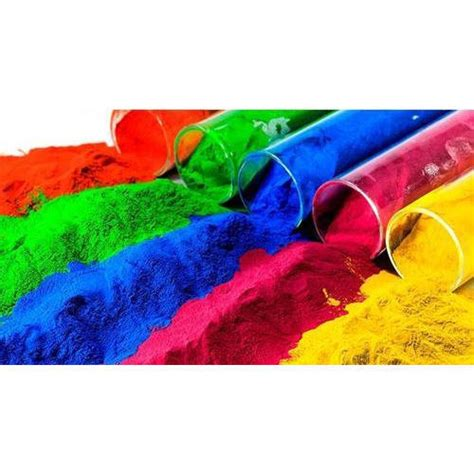 organic color yellow organic color pigment powder packaging type bag