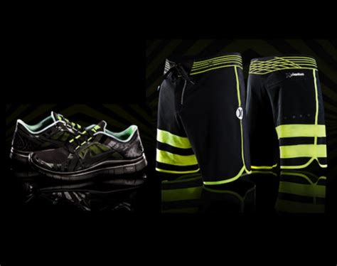 hurley running shoes hurley x nike free run 3 freshness mag