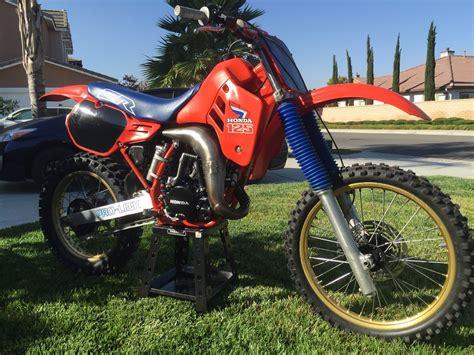 Honda Cr125 For Sale by 1986 Honda Cr125 For Sale For Sale Bazaar Motocross