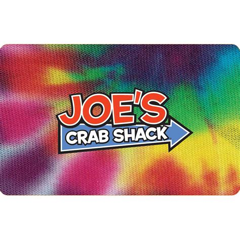 Joes Crab Shack Gift Card - joe s crab shack gift card entertainment dining gifts food shop the exchange