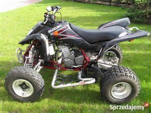 2008 Suzuki Ltz 400 Specs Suzuki Ltz 400 Zarejestrowany 2008 Pierwszy W蛯a蝗ciciel