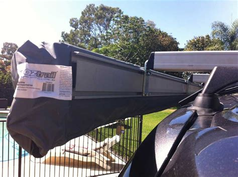cing awnings for cars how to install an oztrail awning to your car