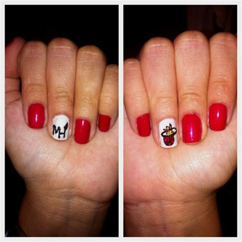 nail ideas for miami beach manicure pinterest girls 31 best images about sports nails arts on pinterest