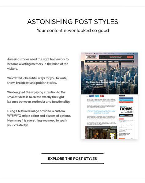 themeforest newsmag newsmag news magazine newspaper by tagdiv themeforest