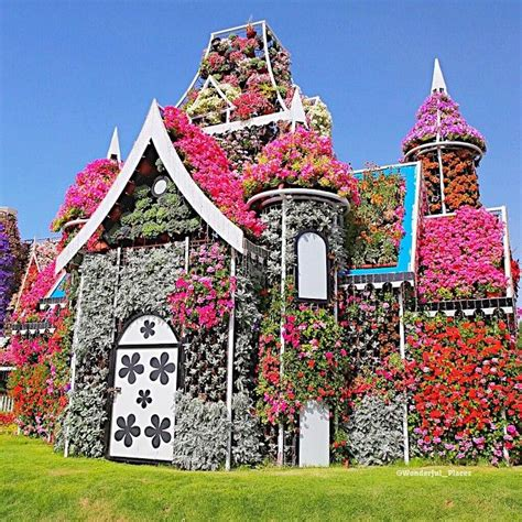 house of flowers flower house in dubai miracle garden u a e picture by