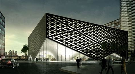 Design Competition Beirut | competition entry for house of arts and culture beirut by