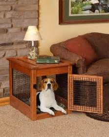 Cabinet Paper Liner Amish Made Dog Crate End Table