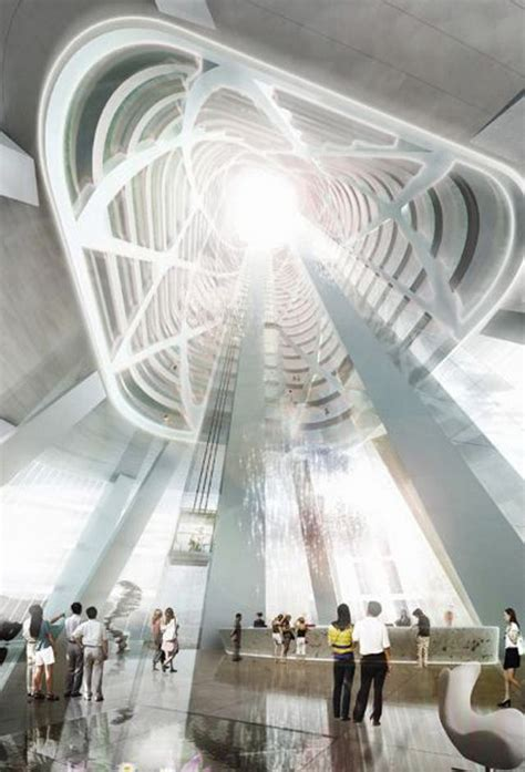 gallery of south west hotel competition proposal henn architects 1 wordlesstech haikou towers in china