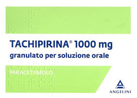 tachipirina 1000 per mal di testa tachipirina granulato pharmamedix