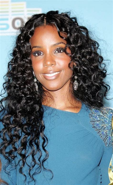 magnetizing wavy hairstyles african american