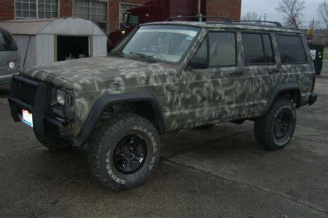 Camo Cherokee Jeep Cherokee Forum