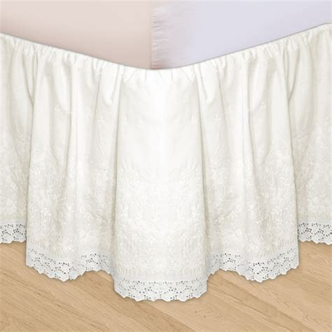 what is a bed skirt how to accessorize your bedding interior designing ideas
