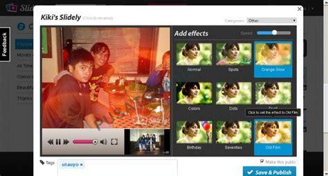 membuat video foto dengan musik cara membuat slideshow keren dengan foto dan musik dari
