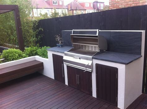 backyard built in bbq 25 best ideas about outdoor barbeque area on pinterest
