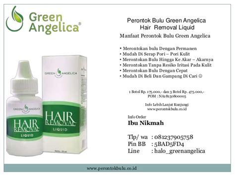 Ivoni Perontok Bulu Permanen Obat Perontok Bulu 081237905758 obat perontok bulu cair cepat dan permanen green