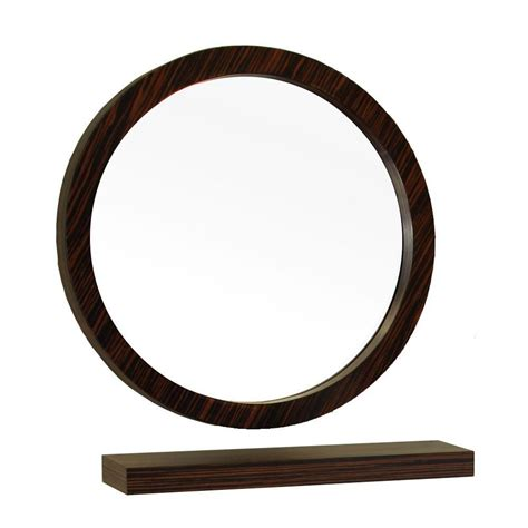 Round wall mirror frosted border round wall mirror image is loading decorative circular