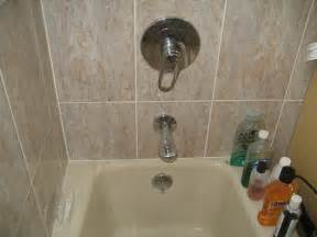 bathtub shower faucet replacement bathroom how to replace bathtub faucet shoo bottle