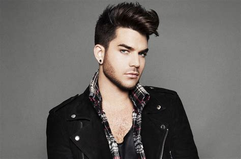 Adam Lambert Hairstyle by 5 Adam Lambert Hairstyles