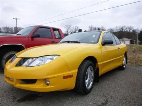 Pontiac Sunfire Specs by 2003 Pontiac Sunfire Data Info And Specs Gtcarlot