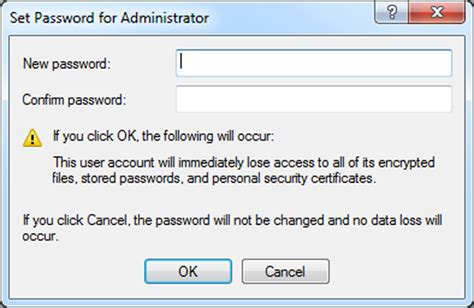 windows reset bad password count how to reset login password for dell inspiron laptop