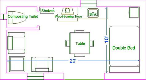 200 square foot house plans plans for a small quot starter quot straw bale home or guest house