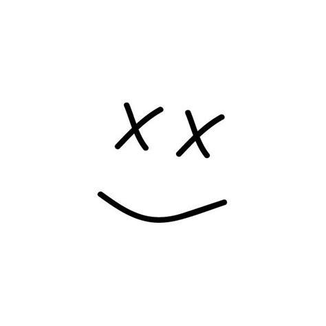 Louis Tattoo Emoji | louis tomlinson smiley face tattoo vinyl sticker 3