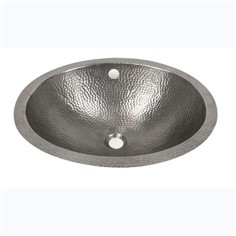 pewter bathroom sinks barclay products undermounted bathroom sink in hammered