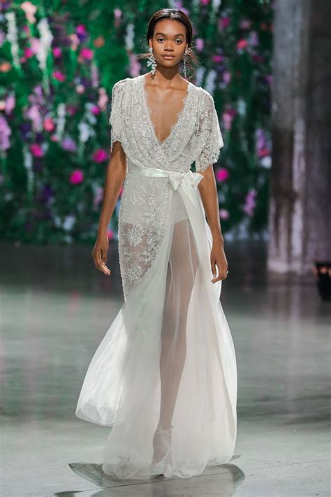 Our Favorite Style Clicks Of The Week The Rack Stylewatch Peoplecom 3 by Our Favorite Looks From Bridal Fashion Week Fall 2017