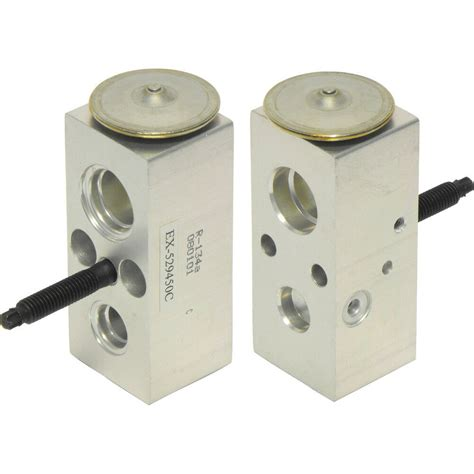 ac ac thermostatic expansion valve thermal txv tx valve  block front ebay