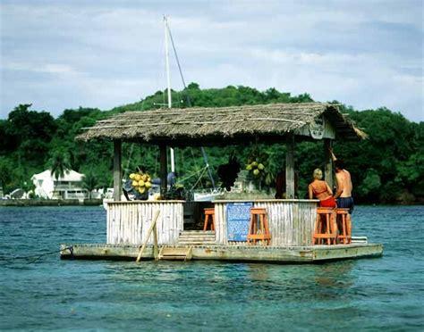 Tiki Bars For Sale floating tiki bar hawaii pinterest