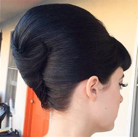 large hair pleats beehive hair pinterest french ponies and beehive