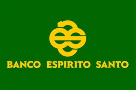 banco spirito santo portuguese banks