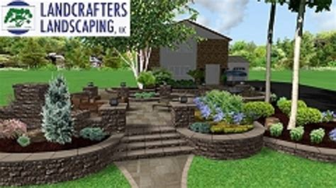 landcrafters landscaping provides landscaping design lawn