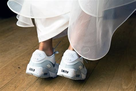 Wedding Sneakers by Bridal Sneakers Popsugar Fashion