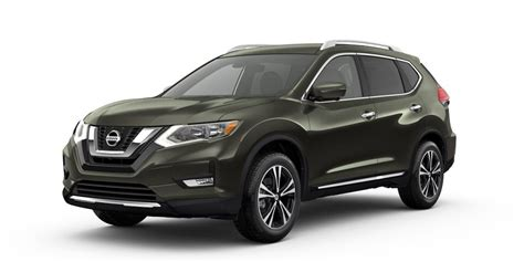 nissan rogue midnight jade 2017 2017 nissan rogue exterior paint and interior color options