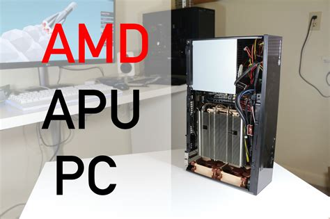 the overkill amd apu home theater gaming pc 2016