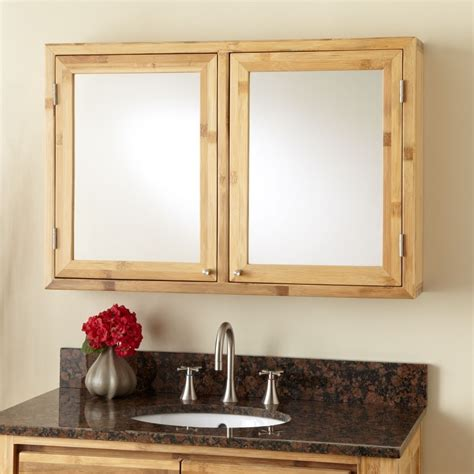 wood framed medicine cabinet must have items for your home medicine cabinet 1056