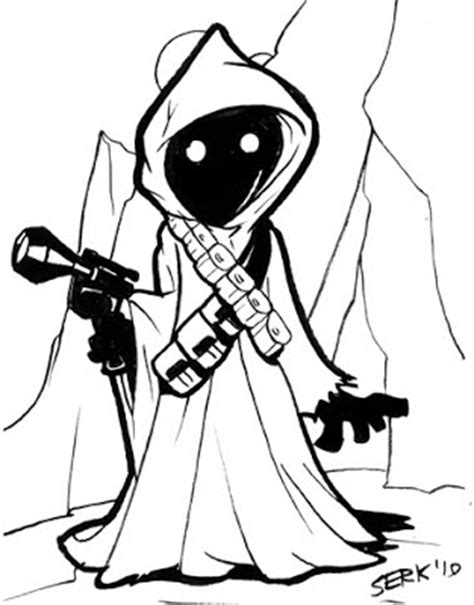 jawa coloring pages related keywords suggestions for jawa