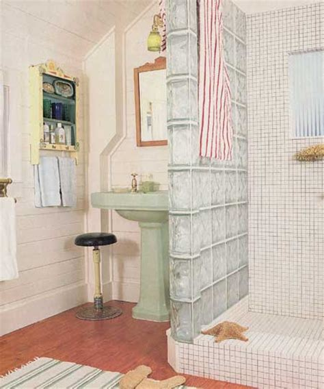 small cottage bathrooms how to make your small summer cottage bathroom look larger