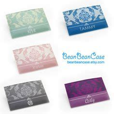 Personalized Name Cards For Gifts - 1000 images about personalized card holder on pinterest personalized business cards