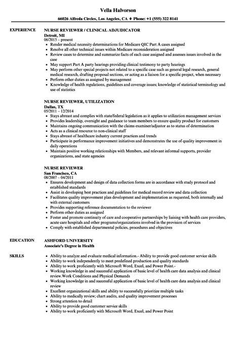 Utilization Review Cover Letter by Utilization Review Sle Resume Avionics Technician Cover Letter