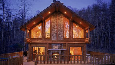log home design plan and kits for teton