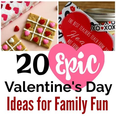 family valentines day ideas 20 epic valentine s day ideas for family fun happy and
