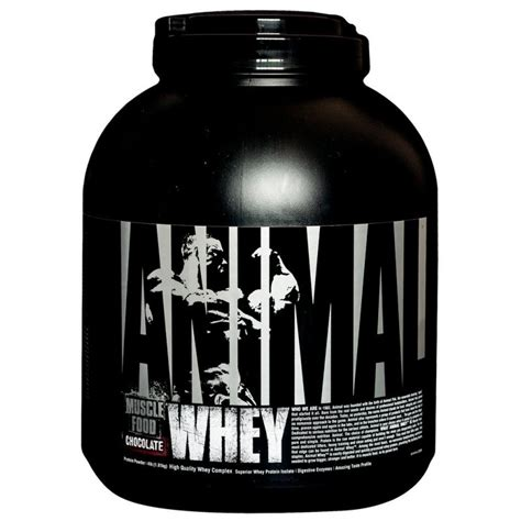 Whey Protein Universal Nutrition universal nutrition animal whey