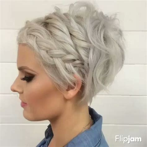 pixie braid hairstyles 10 prom hairstyle designs for short hair prom hairstyles 2017