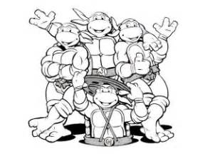 ninja turtles sewer coloring pages ninja turtles mask