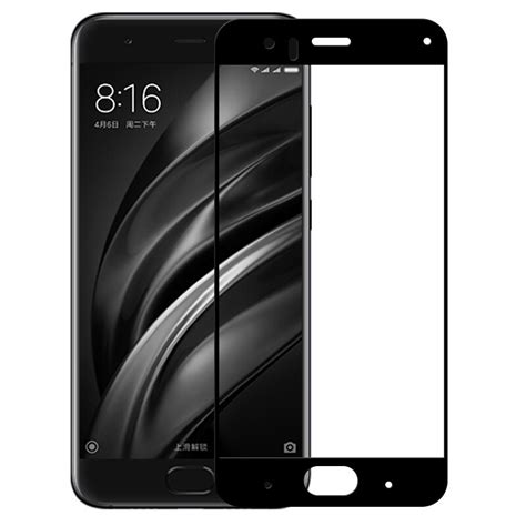 Huawei Mi6 Mi 6 Cover Tempered Glass Anti Gores Warna xiaomi mi 6 mi6 4d cover tempered glass screen protector