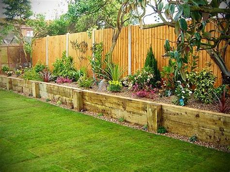 backyard raised garden ideas raised beds inside fence love the look of this garden