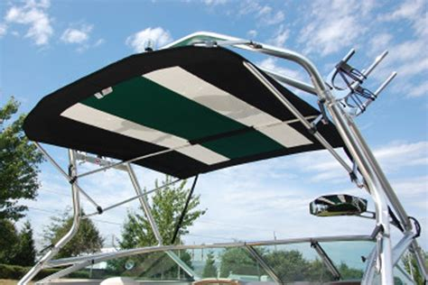 boat tower bimini tops custom wakeboard accessories for your boat samson sports
