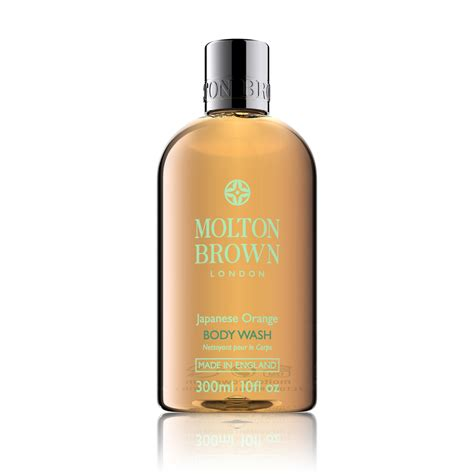 Molton Brown Molto 2 by Molton Brown Japanese Orange Wash Homecollection